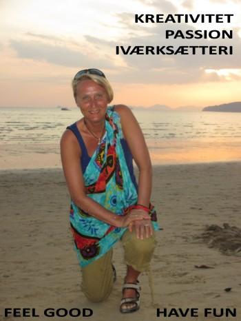Marie Elisabeth A. Franck Mortensen, De Kreative Mellemrum